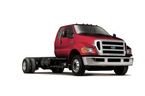 F-650 with V10 Gas Engine